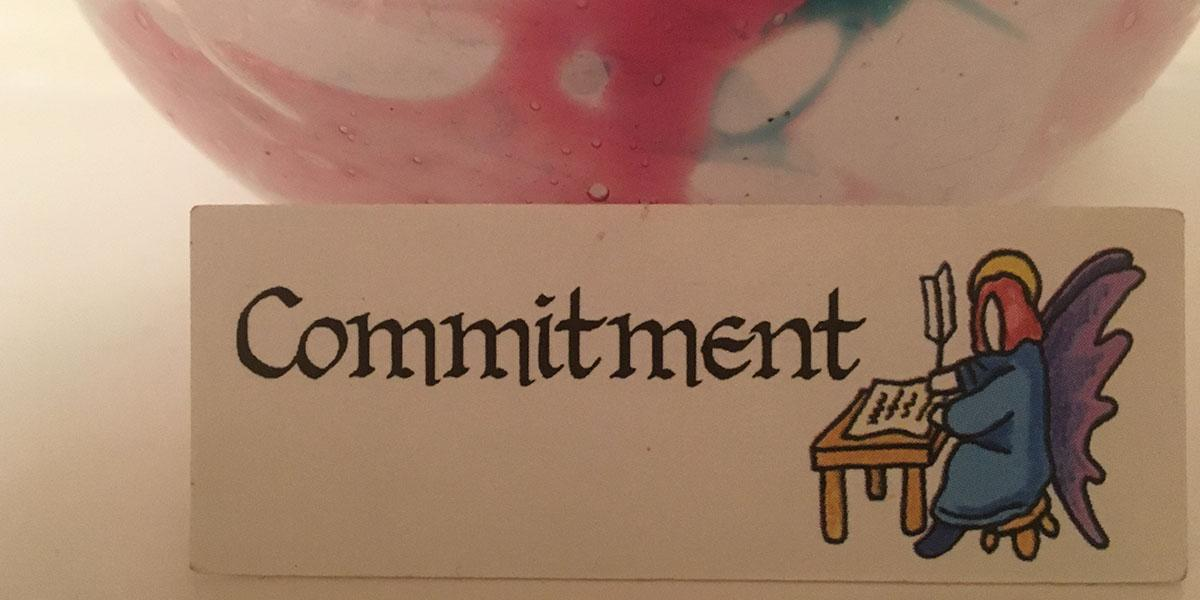 Angel of Commitment