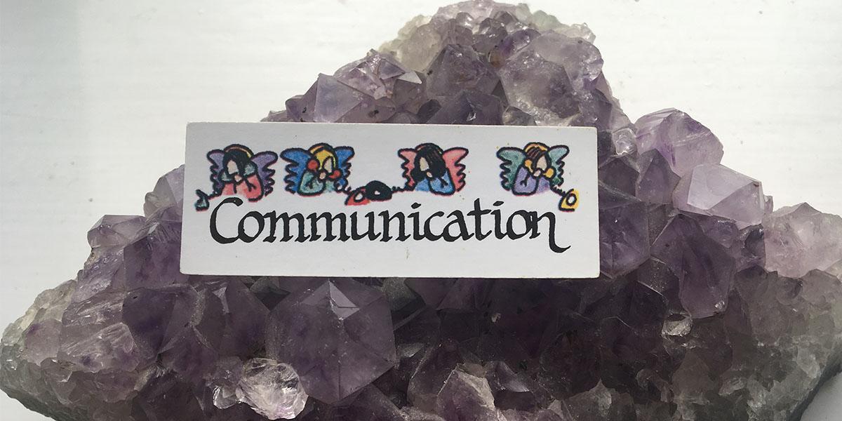 Angel of  Communication